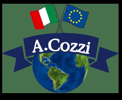 Logo Aldo Cozzi Sas Internationale Welt 2017